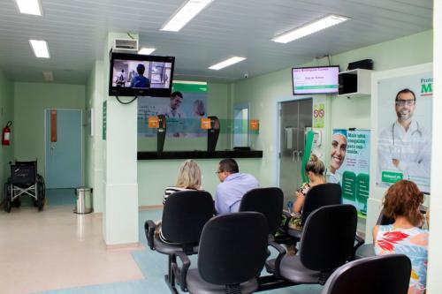 Unimed unifica atendimento de urgência e emergência no complexo hospitalar da Constantino Nery