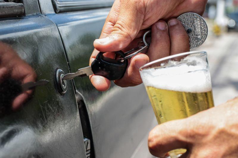 Detran-PA e PC alertam sobre perigos do consumo de álcool antes de dirigir