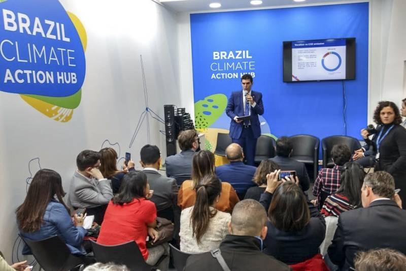 Compensação Ambiental e Agenda Climática são prioridades do Pará na COP 25