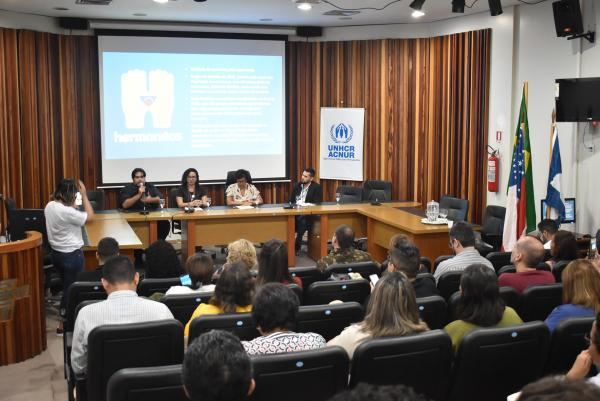 Empregabilidade para refugiados é tema de debate do Sebrae-AM, em Manaus