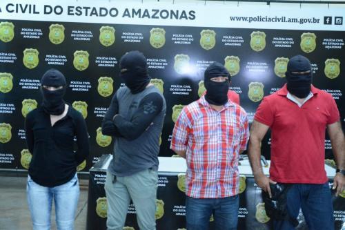 SSP-AM lança operação 'Policial Sem Rosto' para coibir roubos à ônibus