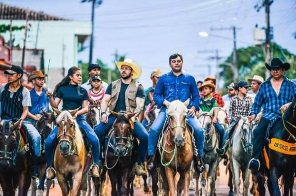 Wilson Lima abre Expopin 2019 que promete movimentar R$ 3 milhões na economia
