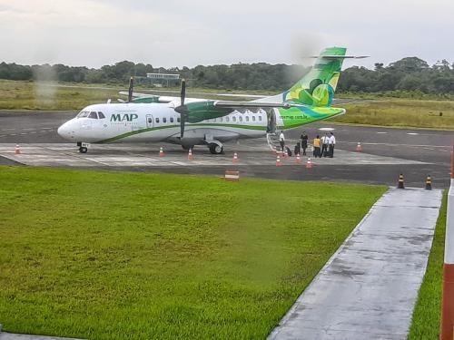 MAP/Passaredo agora tem mecânico de bordo durante voo