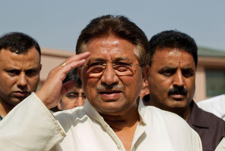 Ex-presidente do Paquistão é condenado à morte por trair a Constituição