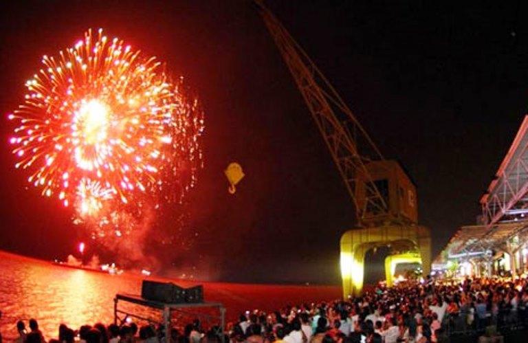 Réveillon das Docas 2020 terá queima de fogos, shows e entrada gratuita
