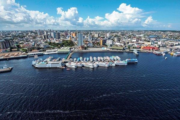 Oitava maior receita do país, Manaus lidera em arrecadação e ISS na Região Norte