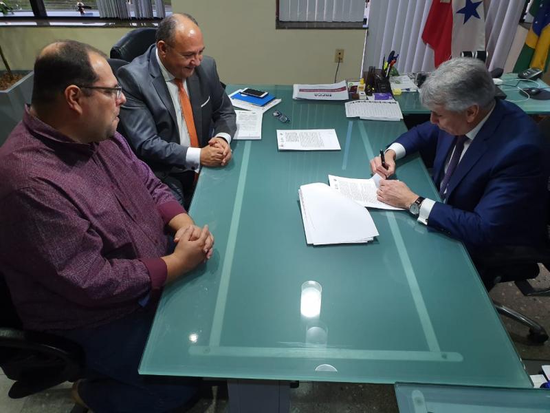 Incra, UFPA e Ministério Público assinam acordo de gestão agrária e ambiental no Pará