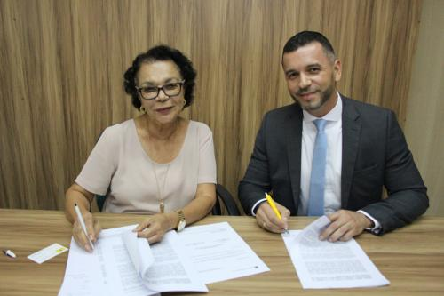 Idam e BB firmam convênio para beneficiar famílias rurais com financiamentos, no AM