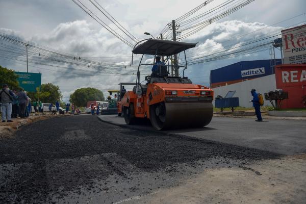 Bola da Suframa, em Manaus, será entregue nos próximos dias, anuncia prefeito