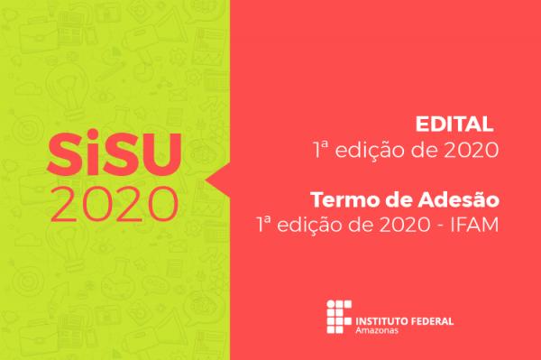Ifam oferta 750 vagas pelo Sisu para graduação em Manaus, Parintins e Figueiredo