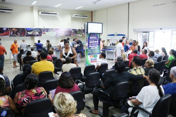 Refis Municipal entra na reta final com R$ 102,5 milhões negociados