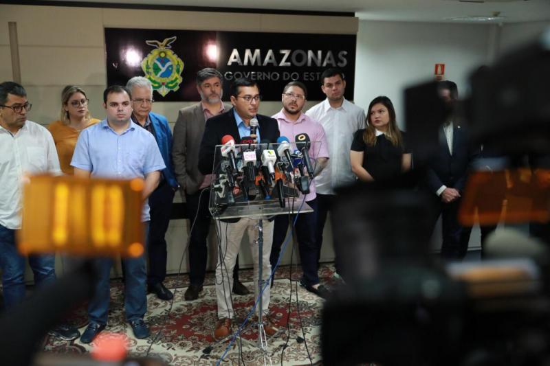 Governador do AM diz que pedido de impeachment 'não tem fundamento'