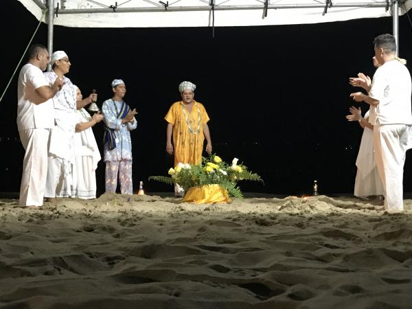 Festival de Yemanjá começa neste sábado (28) na Ponta Negra