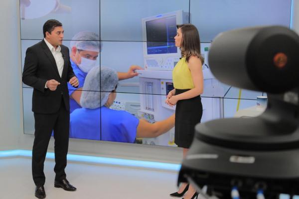 Wilson Lima destaca compromisso de Bolsonaro em concluir a BR-319
