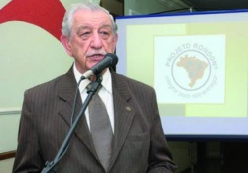 Idealizador do Projeto Rondon é velado em Brasília