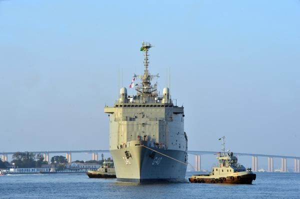 Marinha abre concurso com 900 vagas para jovens de todo o país