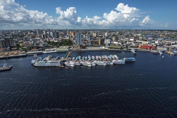 Manaus lidera com maior crescimento de arrecadação entre as capitais