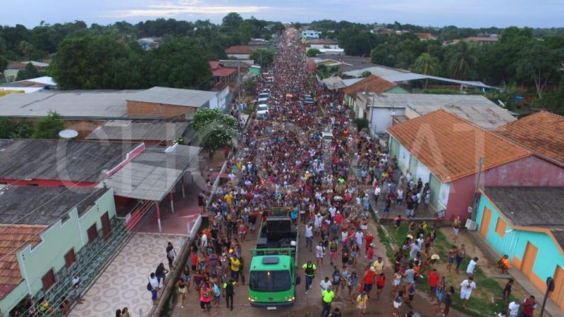 Carnaval de Óbidos, um dos maiores do Norte, começou neste dia 1º