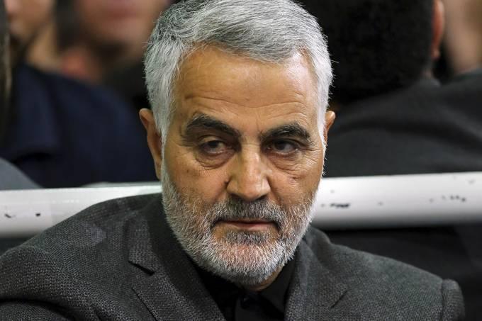 Bombardeio no aeroporto de Badgá mata principal general do Irã