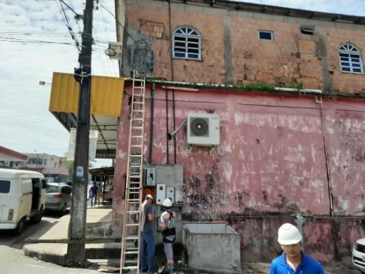 Dono de panificadora preso por furto de energia, em Manaus; prejuízo foi de R$ 95 mil