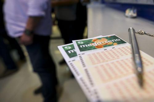 Primeiro sorteio da Mega de 2020 sorteia prêmio de R$ 2 milhões