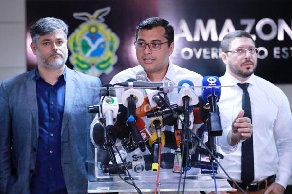 Wilson Lima anuncia início da contratação direta de técnicos de enfermagem