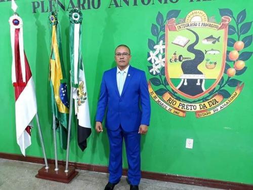 TJ/AM manda Câmara de Rio Preto devolver cargo de vereador a Cabo Marcelo Santos