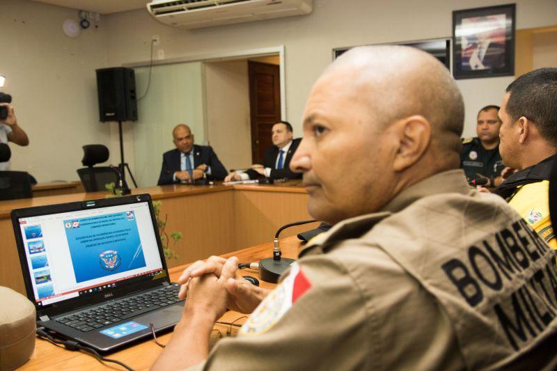 Helder destaca redução da criminalidade no fim de ano na região metropolitana de Belém