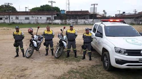 Agentes de trânsito de Tefé são obrigados a atuar como PMs em barreiras