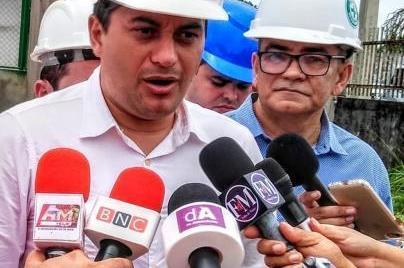 Wilson Lima revoga aumento de salários do primeiro escalão do governo