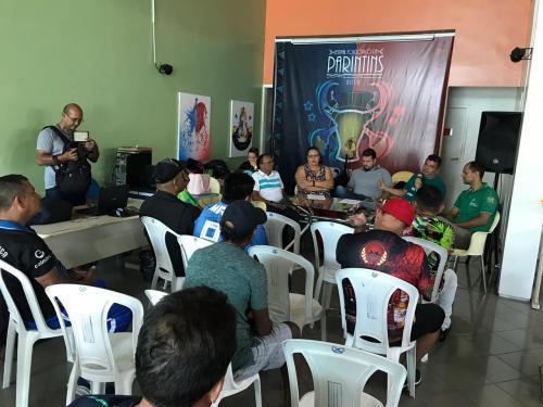 Prefeitura de Parintins reúne com blocos sobre regras de segurança para Carnailha 2020
