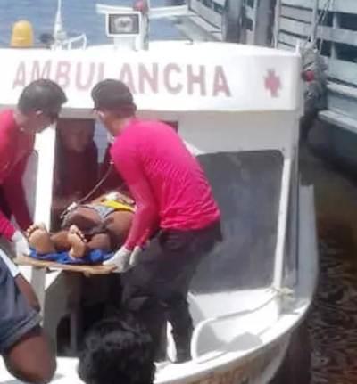 Mais uma vítima de escalpelamento em Oriximiná (PA)