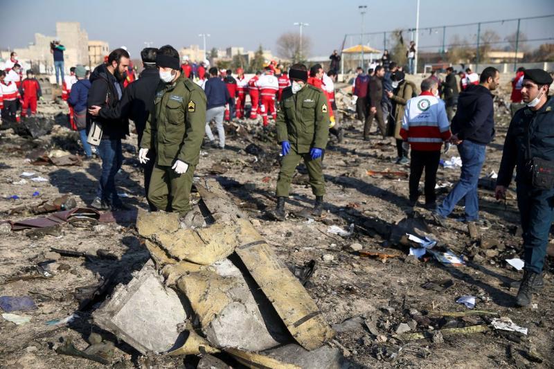 Irã admite que derrubou avião ucraniano com míssil por engano