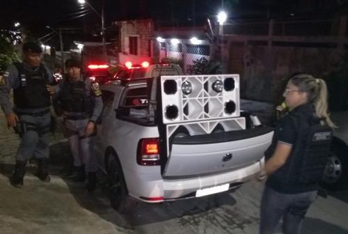 'Paredões de som' ficam proibidos no AM, com nova lei sancionada; veículo será apreendido