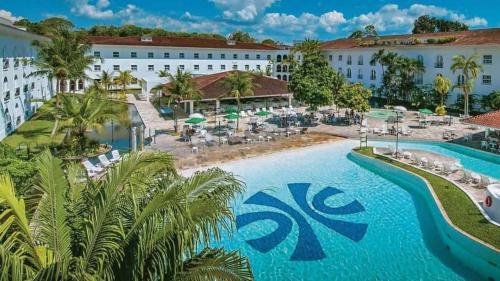 Estadão diz que hotel das celebridades vai a leilão no dia 11 de fev por R$182 milhões