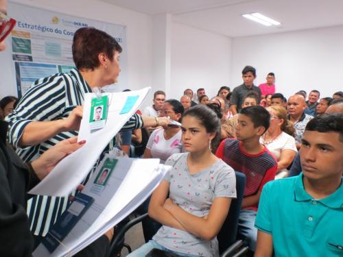 Jovens de projeto social ganham oportunidade de trabalho e aprendizado na Unimed Manaus