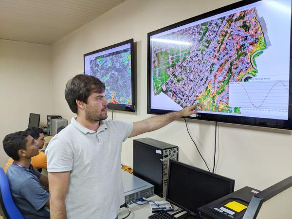 Municípios do Amazonas terão mapas de alta resolução para monitoramento de cheia