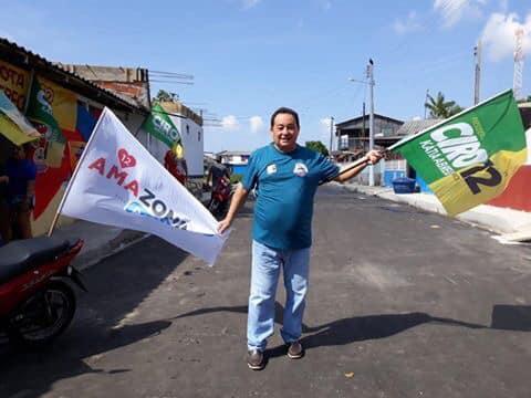 Após encontro com Lupi, PDT quer Stones disputando prefeitura de Nhamundá