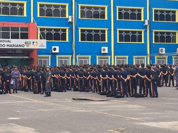 Cobranças indevida por material didáticos em colégios da PM podem gerar multas