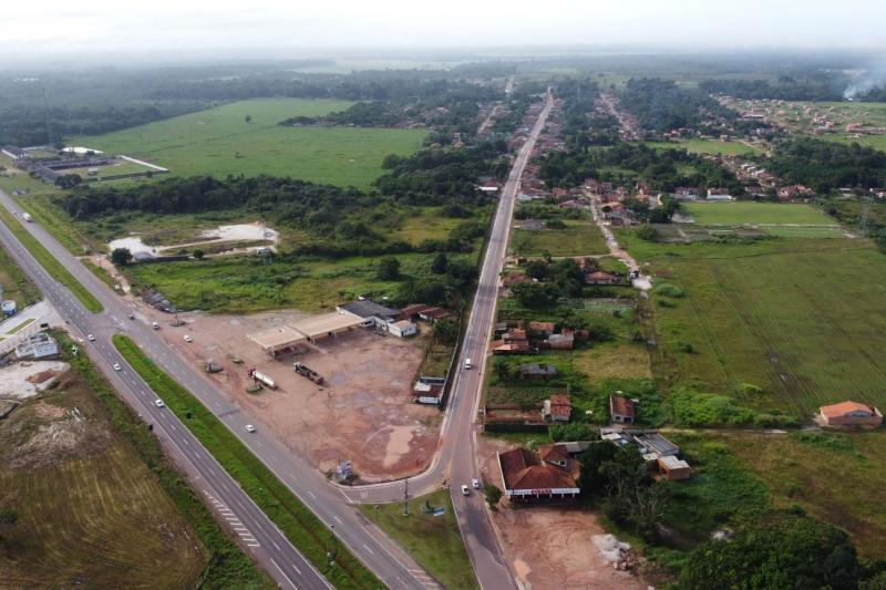 Pavimentada e sinalizada, PA-416 abre novas oportunidades para população da Vila de Americano