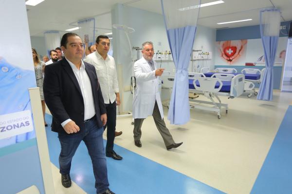 Amazonas ganha reforço de R$ 6,7 milhões por novos leitos e serviços habilitados