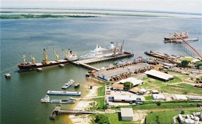 Porto de Santarém é o 1º do país em crescimento de cargas; grãos são os responsáveis