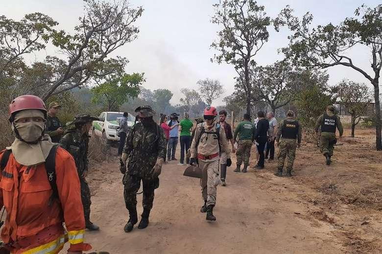 MP do Pará pede diligências sobre incêndios criminosos em Alter do Chão