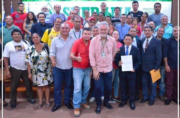 Sinésio Campos quer regularização  fundiária para produtores do Rio Preto e Amazonas