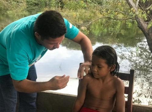 Agentes de saúde receberão cursos de atualização em 39 municípios do Amazonas