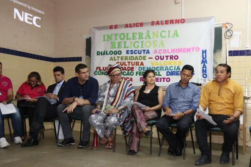 Lei da liberdade religiosa será praticada nas escolas do Amazonas, em 2020