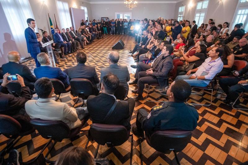 Governo do PA lança Programa de Crédito Imobiliário para agentes da segurança pública