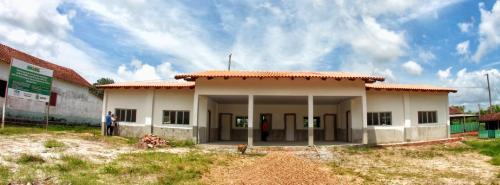 Prefeitura de Parintins avança com construção e modernização de escolas na zona rural