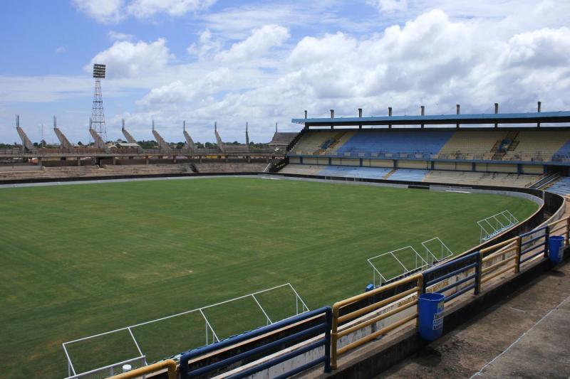 Colosso do Tapajós é liberado para jogos do Parazão 2020
