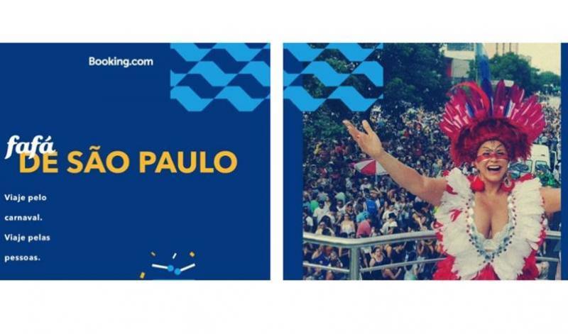 Em parceria com a Booking, Fafá de Belém será Fafá de São Paulo neste Carnaval